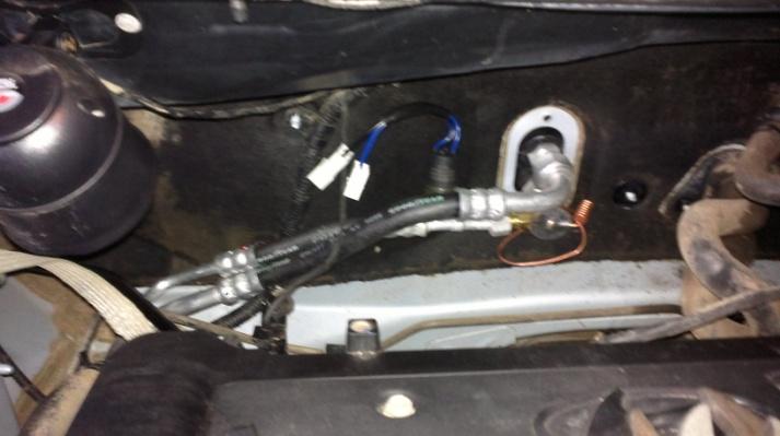 установка кондиционера на фольксваген поло седан самара