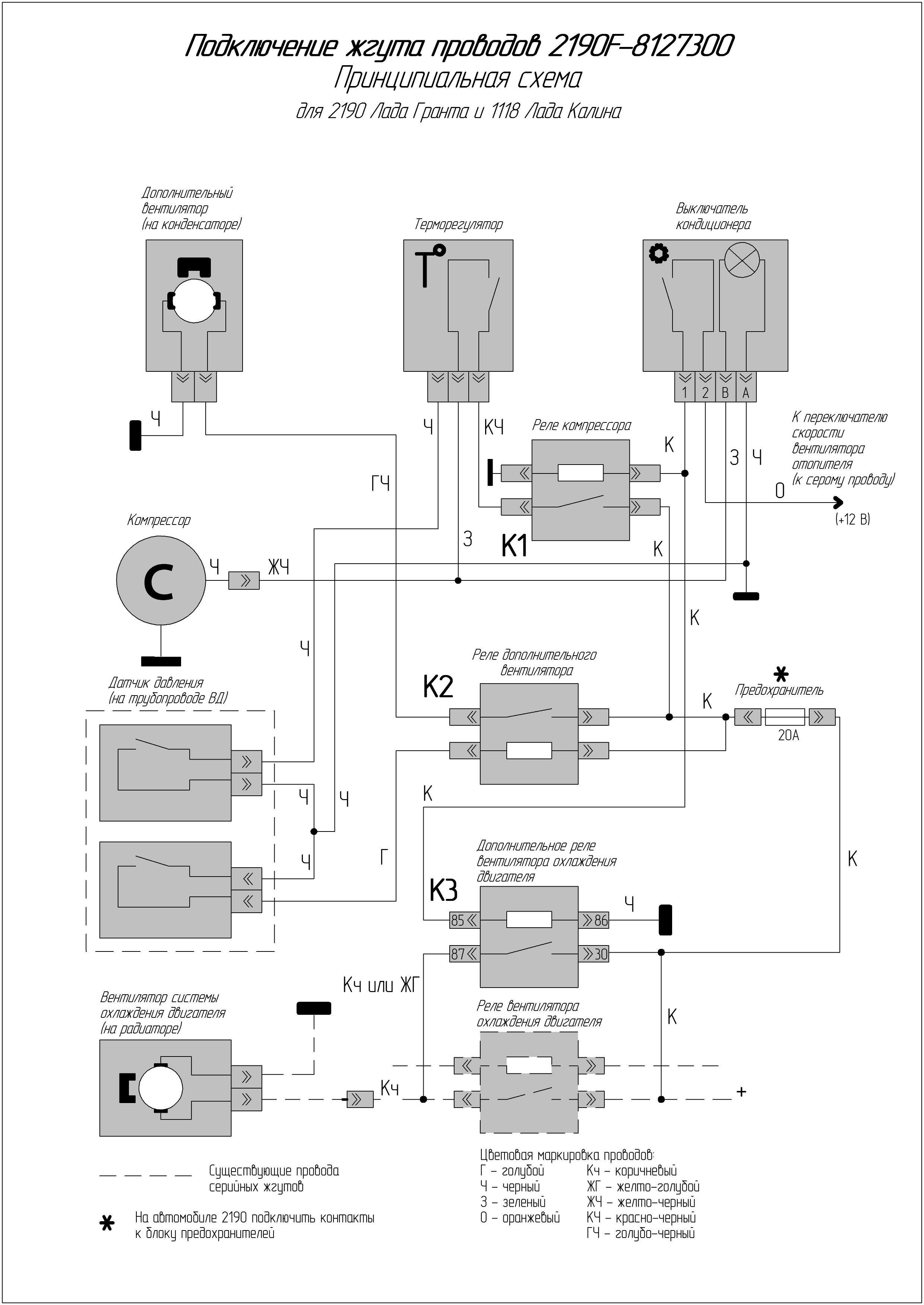 инструкция по установке эбу бош на калину